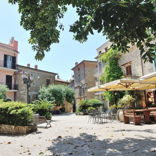 El pueblo de Acciaroli (Bigstock)