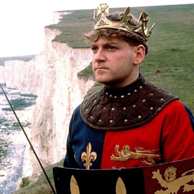 Las mejores adaptaciones de Shakespeare al cine. Kenneth Branagh como Enrique V (1989) (BBC)