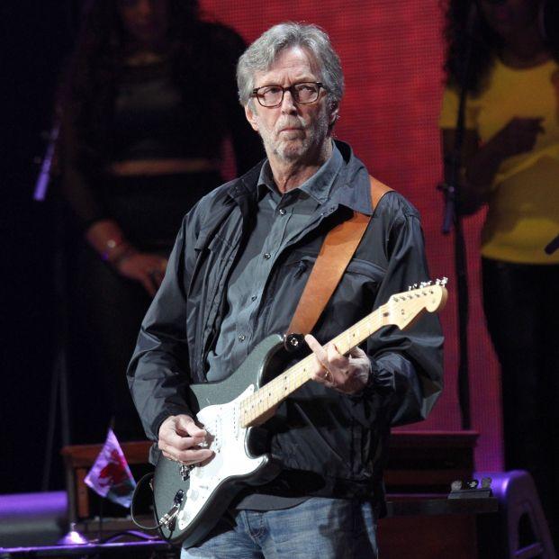 La biografía de Eric Clapton (Europa Press)