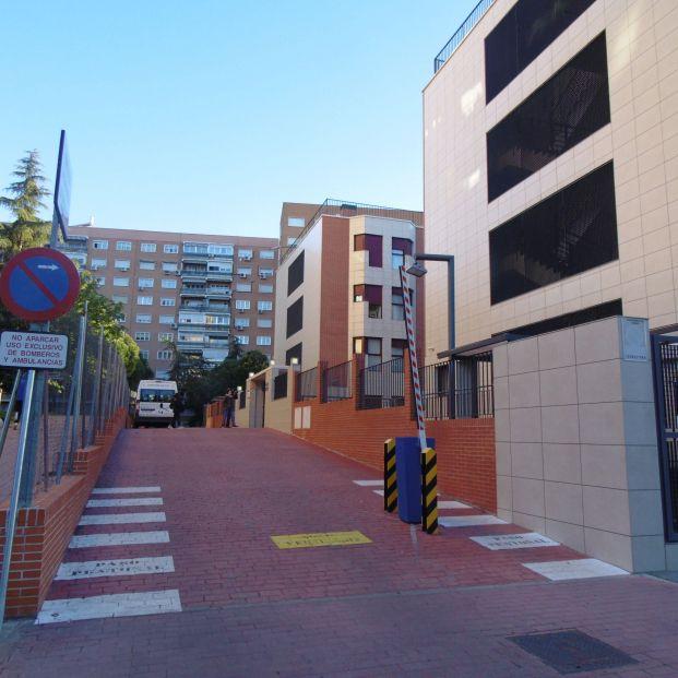 Residencia Los Nogales Hortaleza.