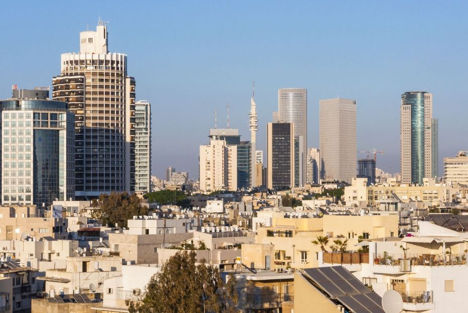 bigstock Tel Aviv Israel May 265971208