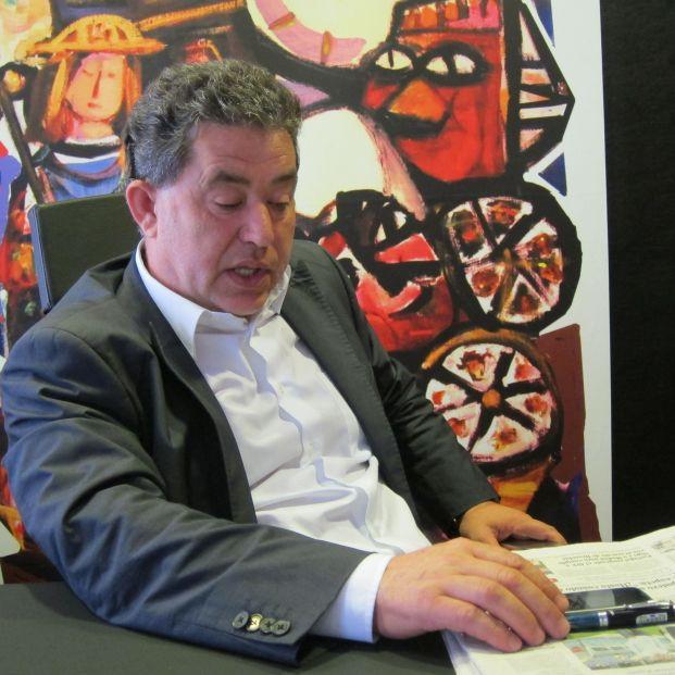 Miguel Anxo Fernández, alcalde de Pontevedra y edil de capital de provincia que más tiempo lleva en el poder de España (Europa Press)