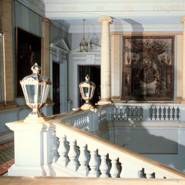 Visitar el Palacio de Liria