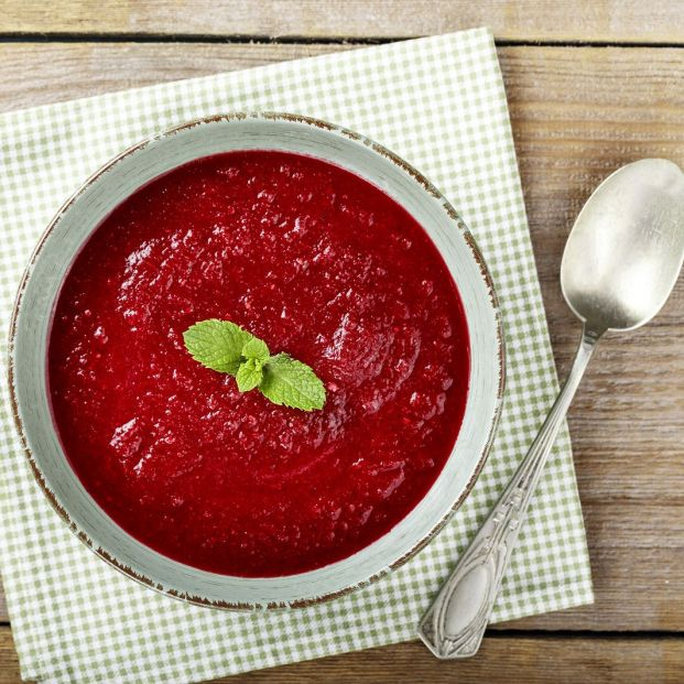Variedades de gazpacho (Bigstock)