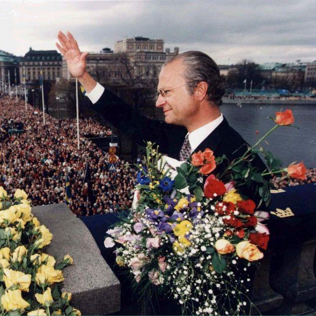 Gustavo de Suecia (Europa Press)