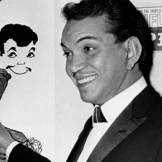 El 20 de abril se cumplen 26 años de la muerte de Mario Moreno Cantinflas