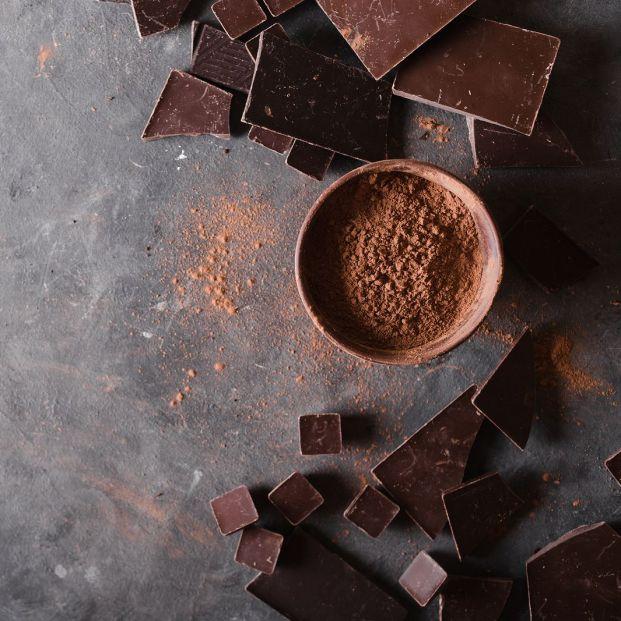 El chocolate es uno de los alimentos para combatir el estrés (bigstock)