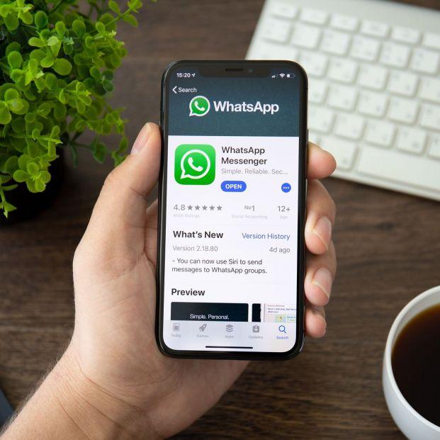¿Cómo puedo saber si me han bloqueado en WhatsApp? (big stock)