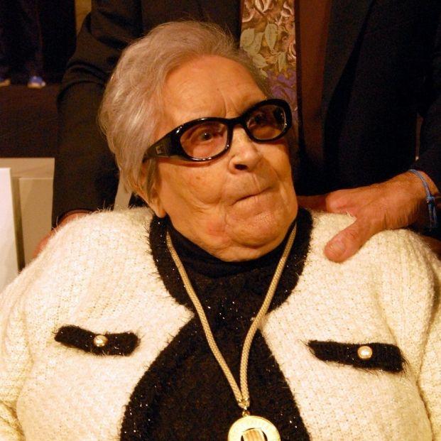 Muere Neus Català a los 103 años
