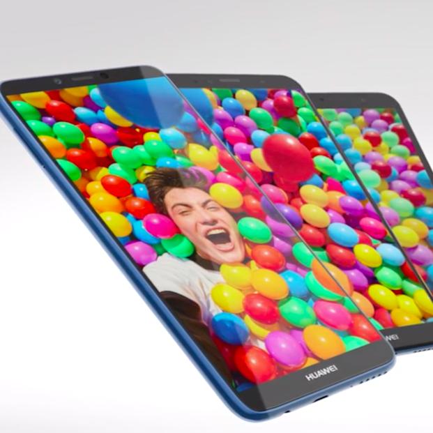 Tres móviles por menos de 100 euros para regalar el Día de la Madre (Huawei)