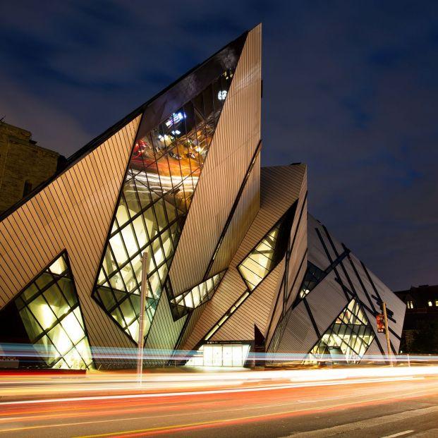 Museo Real de Ontario: Es obra del estudio de arquitecturaLibeskind