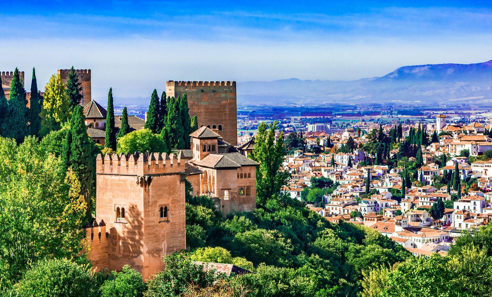 Descubre la magia de la ciudad de Granada
