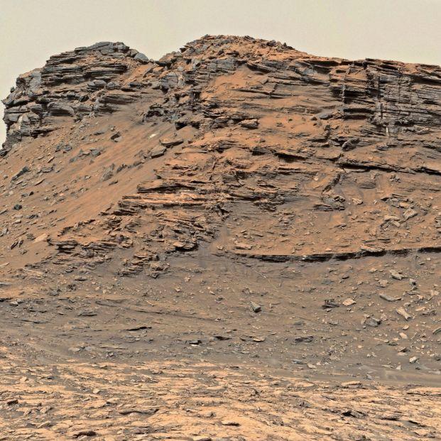 Marte, con todos los ingredientes para albergar vida. Foto: Europa Press