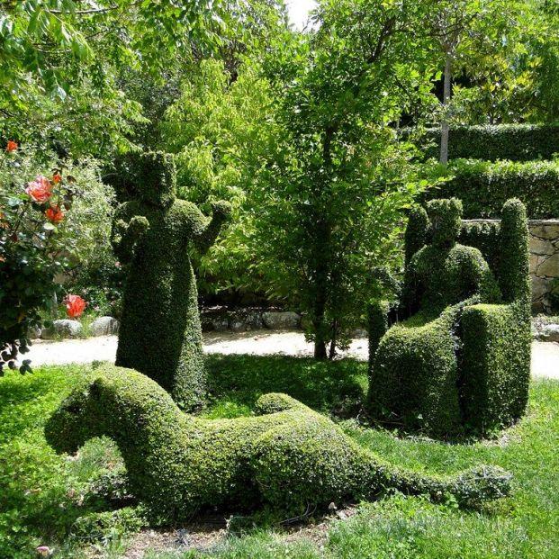 El Bosque Encantado de San Martín de Valdeiglesias (Flickr)