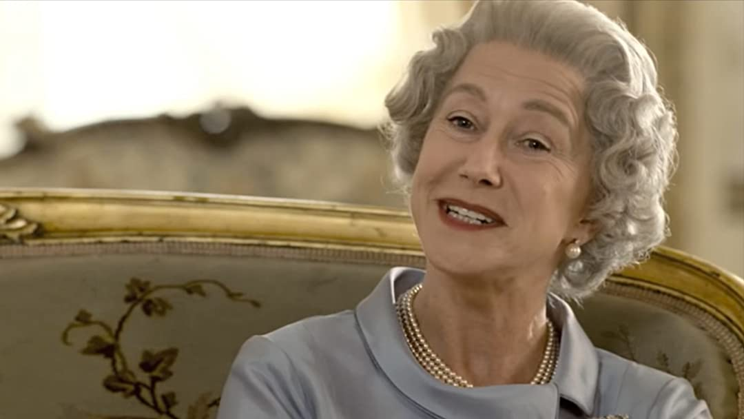 Helen Mirren en 'The Queen' (2006)