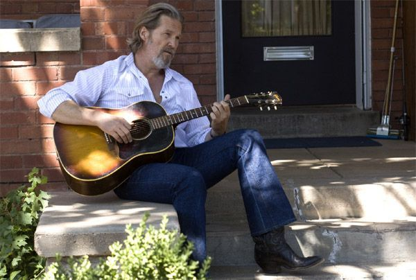 Jeff Bridges en 'Corazón rebelde' (2009)