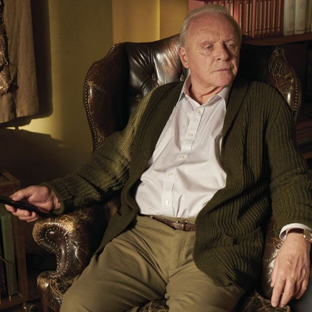 Anthony Hopkins  en 'El padre' (2020)