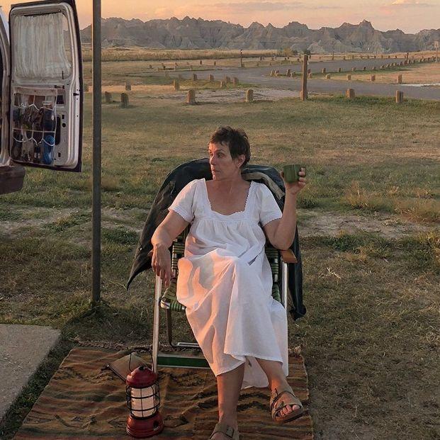 Precariedad y jubilación: el fenómeno real que denuncia Nomadland, la triunfadora de los Oscar