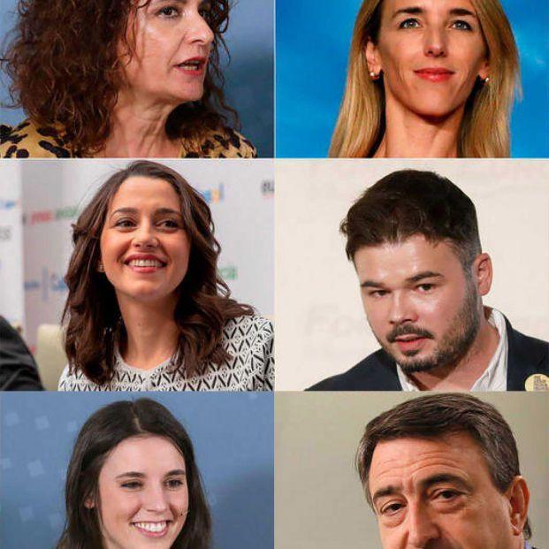Las claves del debate que enfrentará a PP, PSOE, Unidas Podemos, Ciudadanos, ERC y PNV en RTVE