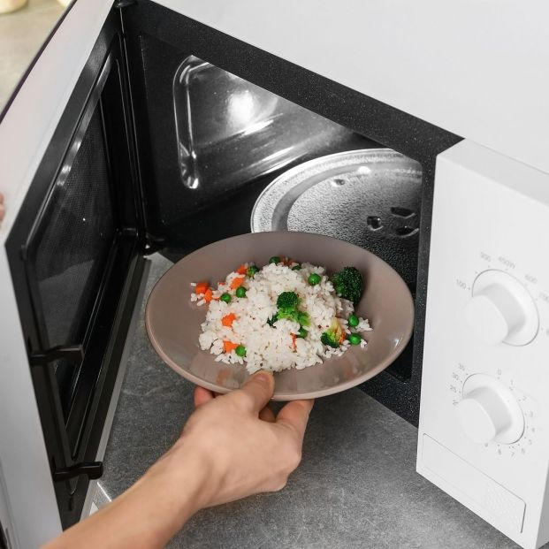 El truco definitivo para calentar el arroz sin que se quede duro Foto: bigstock