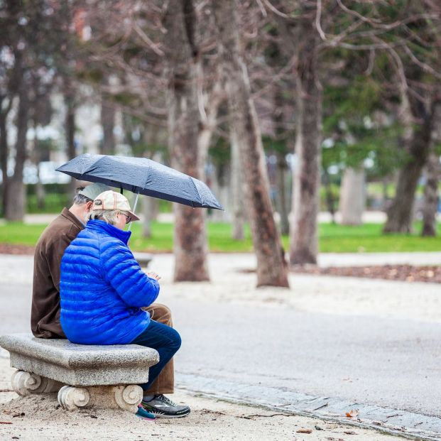 Abril es uno de los meses en los que más llueve (BigStock)