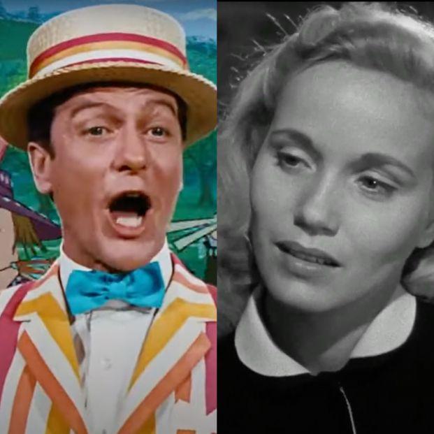 Talento sénior: Los actores más longevos de Hollywood