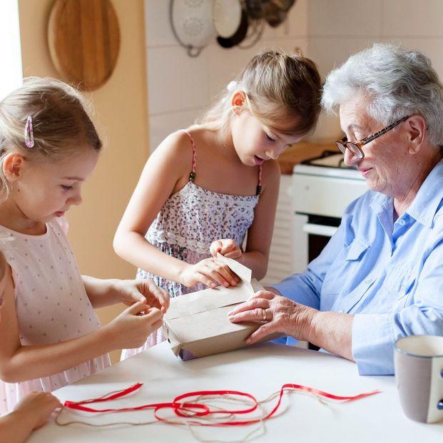 Kits de Lidl para crear tus propias cajas de regalo (Foto Bigstock)