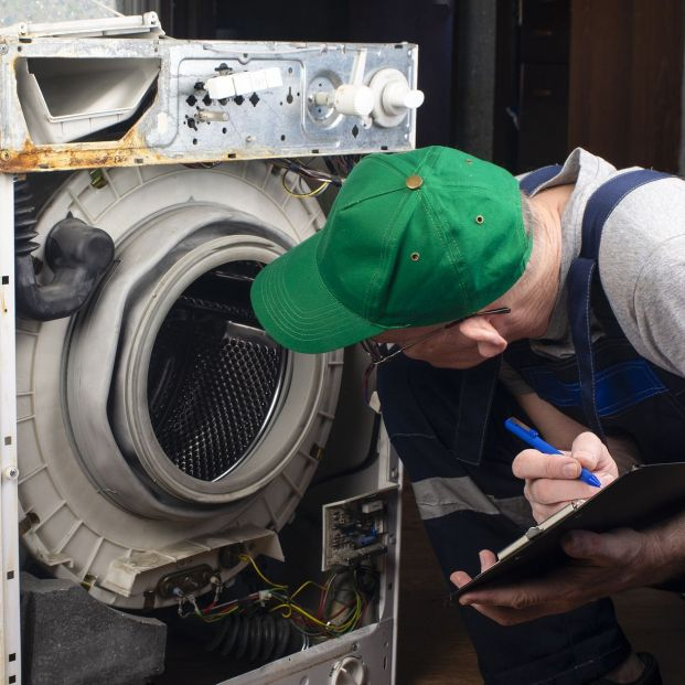 ¿Ya no hay recambios para tu lavadora? Estos son tus derechos (Foto ßigstock) 2