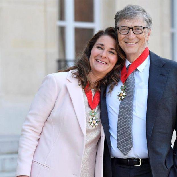 """Bill y Melinda Gates ponen fin a 27 años de matrimonio: """"Ya no podemos seguir creciendo como pareja"""""""