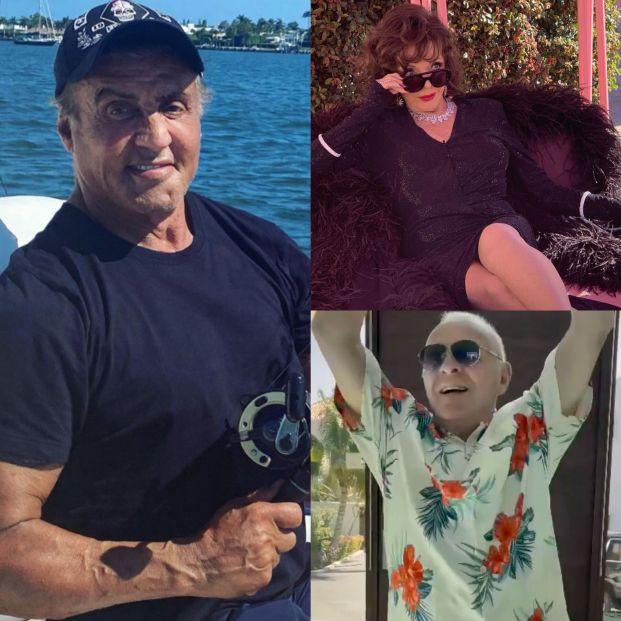 6 actores mayores de 65 años a los que seguir en Instagram