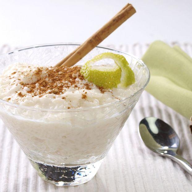 Receta de arroz con leche (bigstock)