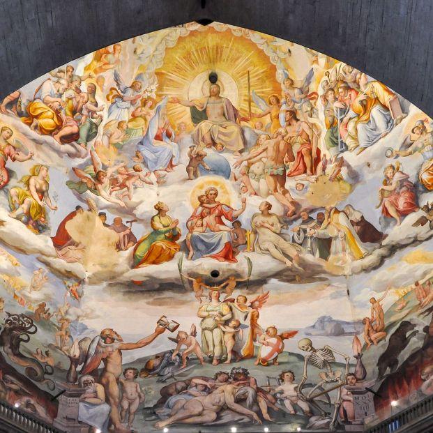 Estos son los frescos más famosos del mundo. Foto: bigstock