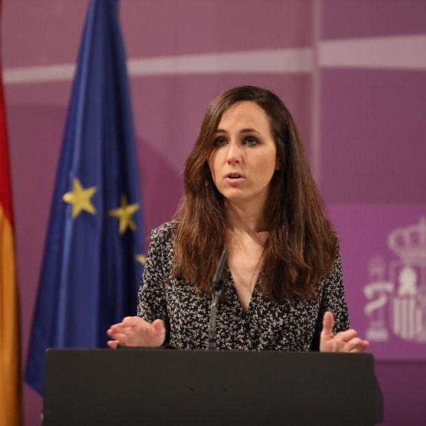 Belarra, la ministra de los mayores, se perfila como sustituta de Iglesias al frente de Podemos.