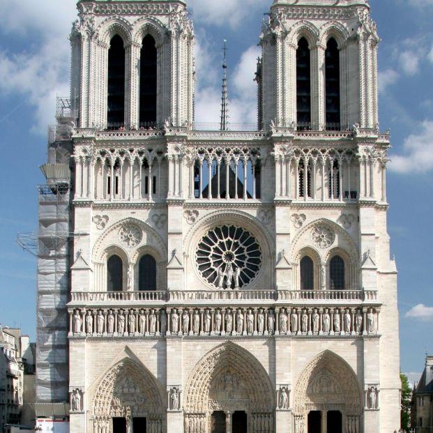 Catedral de Notre Dame de París, uno de los monumentos mejor valorados del mundo en TripAdvisor