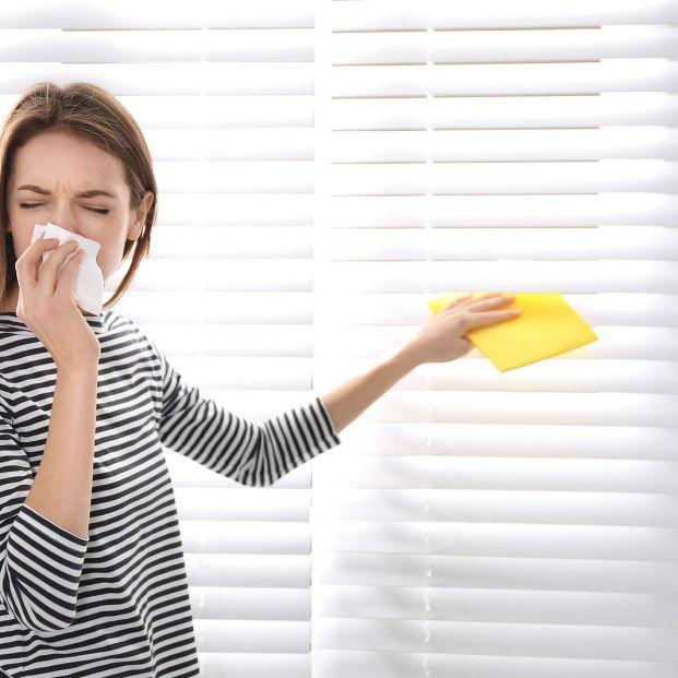 Prepara tu hogar a prueba de alergias Foto: bigstock