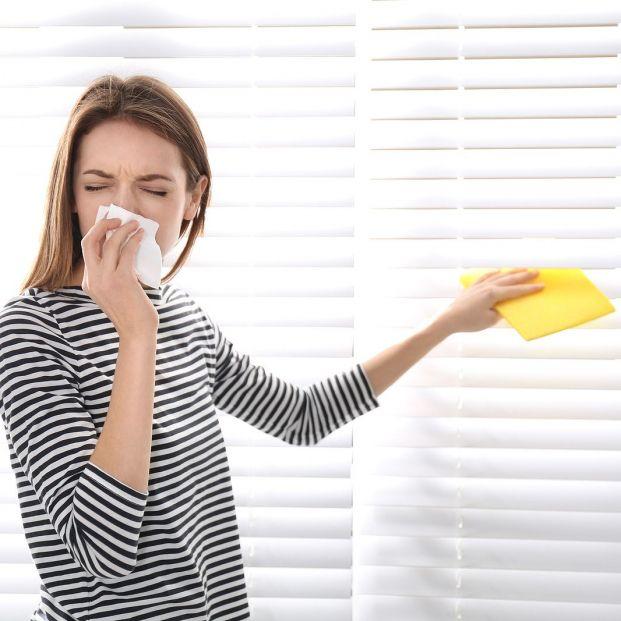 El incómodo polvo doméstico y el asma