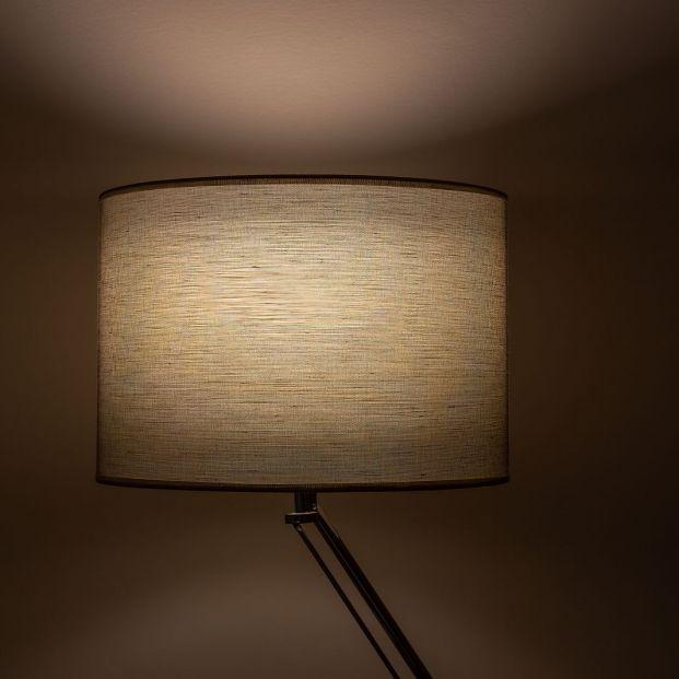 Cómo personalizar la pantalla de una lámpara vieja Foto: bigstock