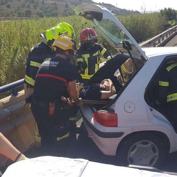 ¿Sabes qué hacer ante un accidente de tráfico?