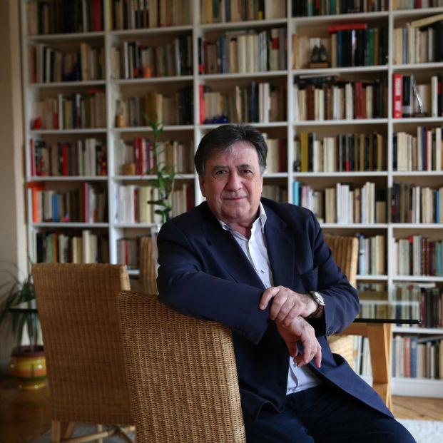 Luis Landero publica nueva novela: 'El huerto de Emerson'. Foto: EuropaPress