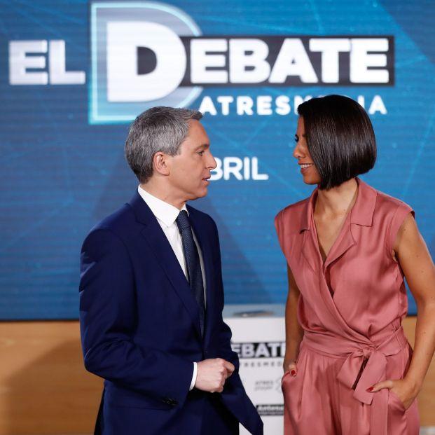 Atresmedia readapta su debate y elimina a Vox