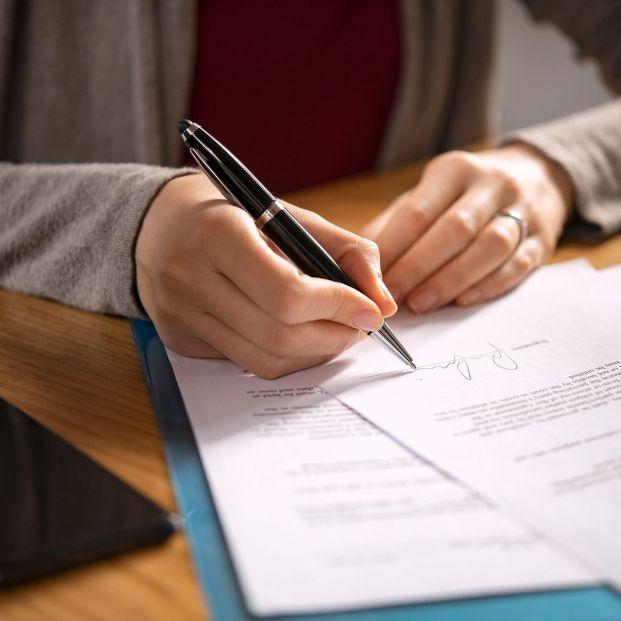 Aprende a firmar documentos con el móvil