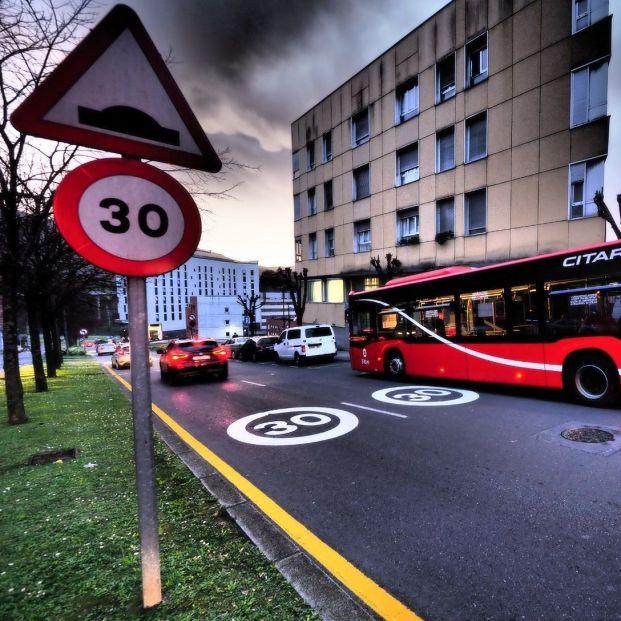 Entran en vigor los nuevos límites de velocidad. Foto: Europa Press