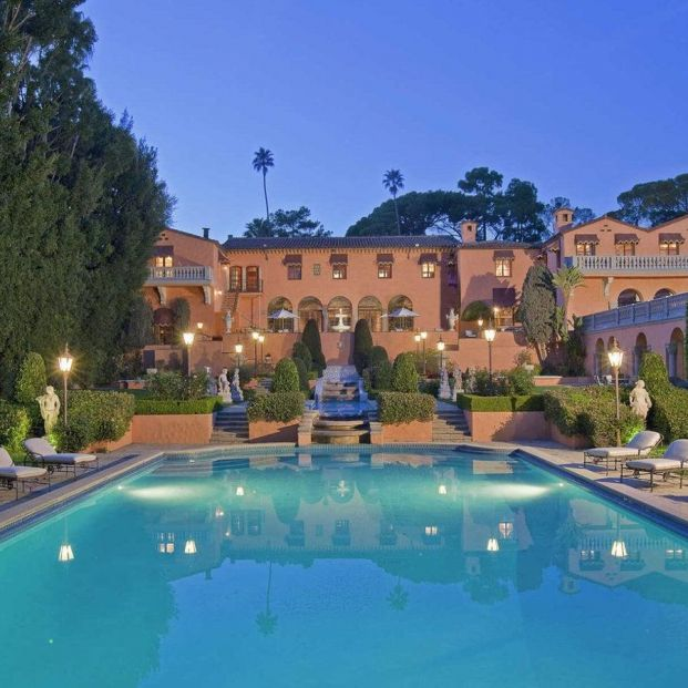 La mansion de Beverly Hills en venta © Coldwell Banker Residential Brokerage / Jim Bartsch
