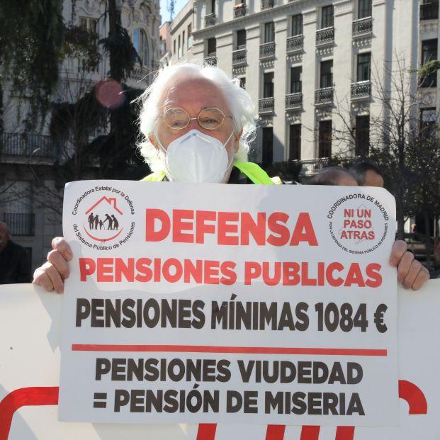 COESPE se concentra este miércoles para exigir una auditoría de las cuentas de la Seguridad Social