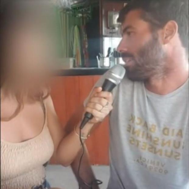 """La nota que el padre de las niñas de Tenerife envío a su novia: """"No lo abras hasta medianoche"""""""