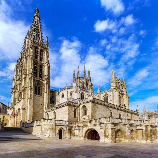 La Catedral de Burgos podría perder su título de Patrimonio de la Humanidad Foto: bigstock