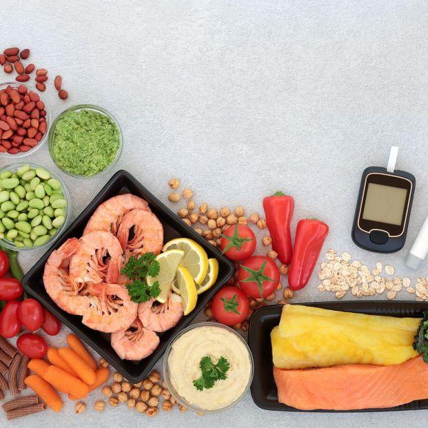 Pautas de alimentación para un diabético. Foto: bigstock