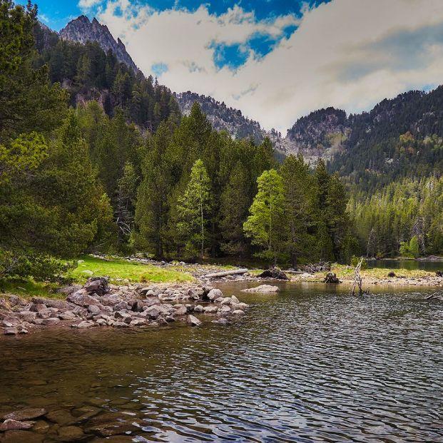 Las rutas de agua más bonitas de España para hacer cuando llega el buen tiempo