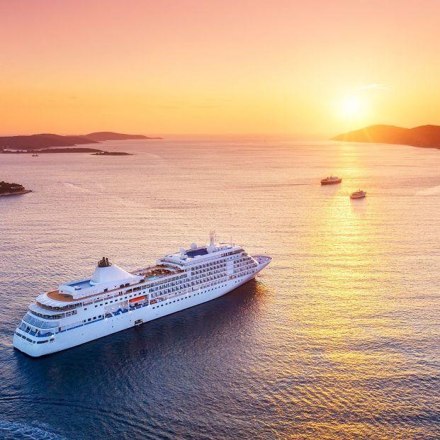 ¿La vuelta al mundo en 80 días como Phileas Fogg? El crucero parte en 2023. Foto: bigstock