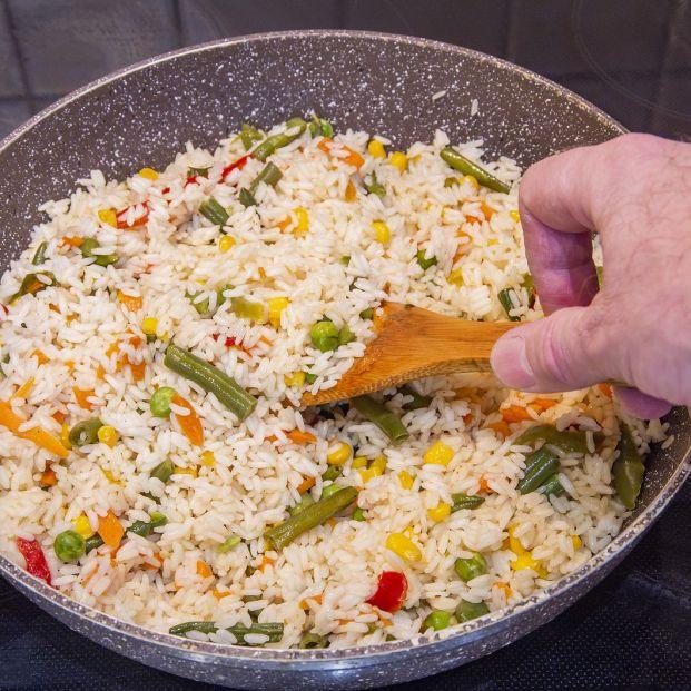 Cómo recalentar el arroz y que esté aún mejor que recién hecho Foto: bigstock